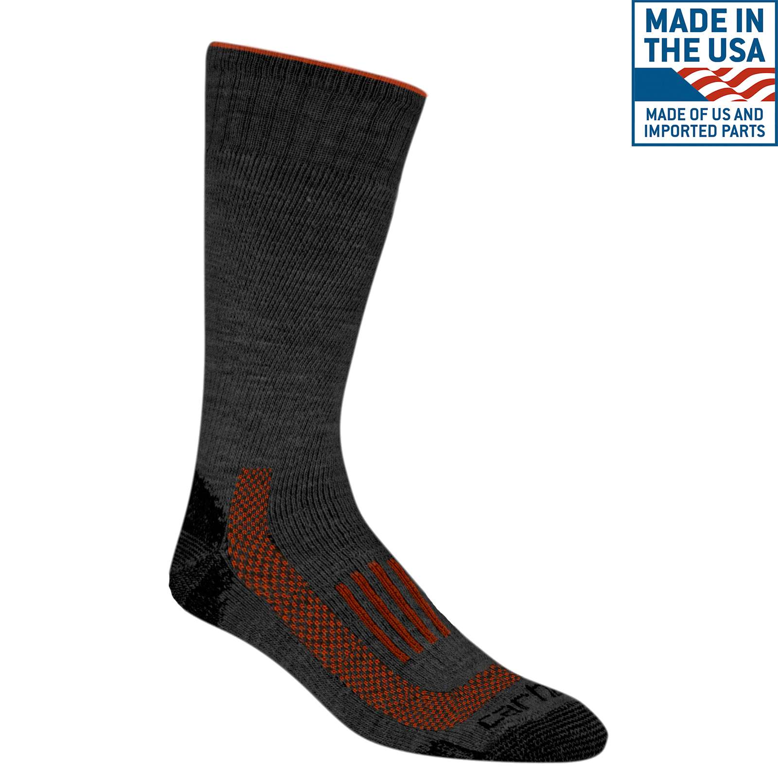 photo: Carhartt Triple-Blend Thermal Crew Sock