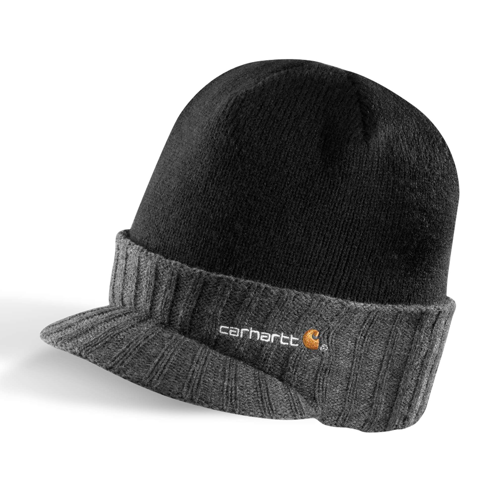 photo: Carhartt Color-Block Visor Hat winter hat