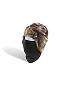 Camo AP Fleece Hat 2-in-1 Headwear