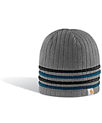 Men's Tiered-Stripe Hat