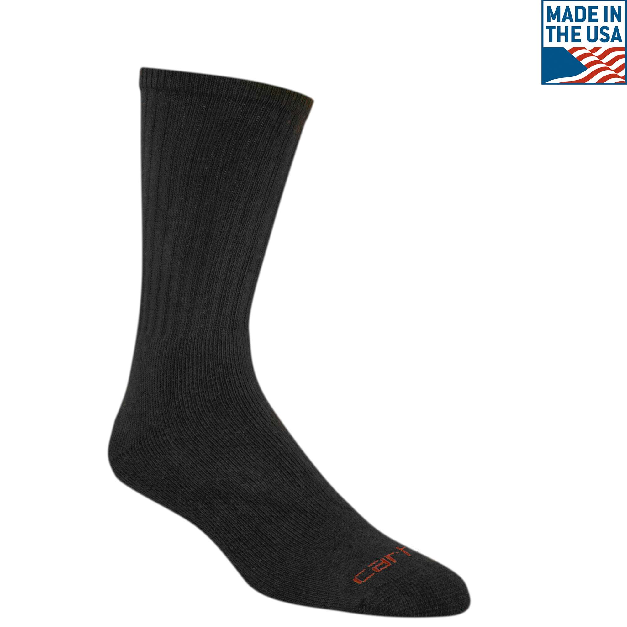 photo: Carhartt Work Wear Cushioned Crew Sock sock