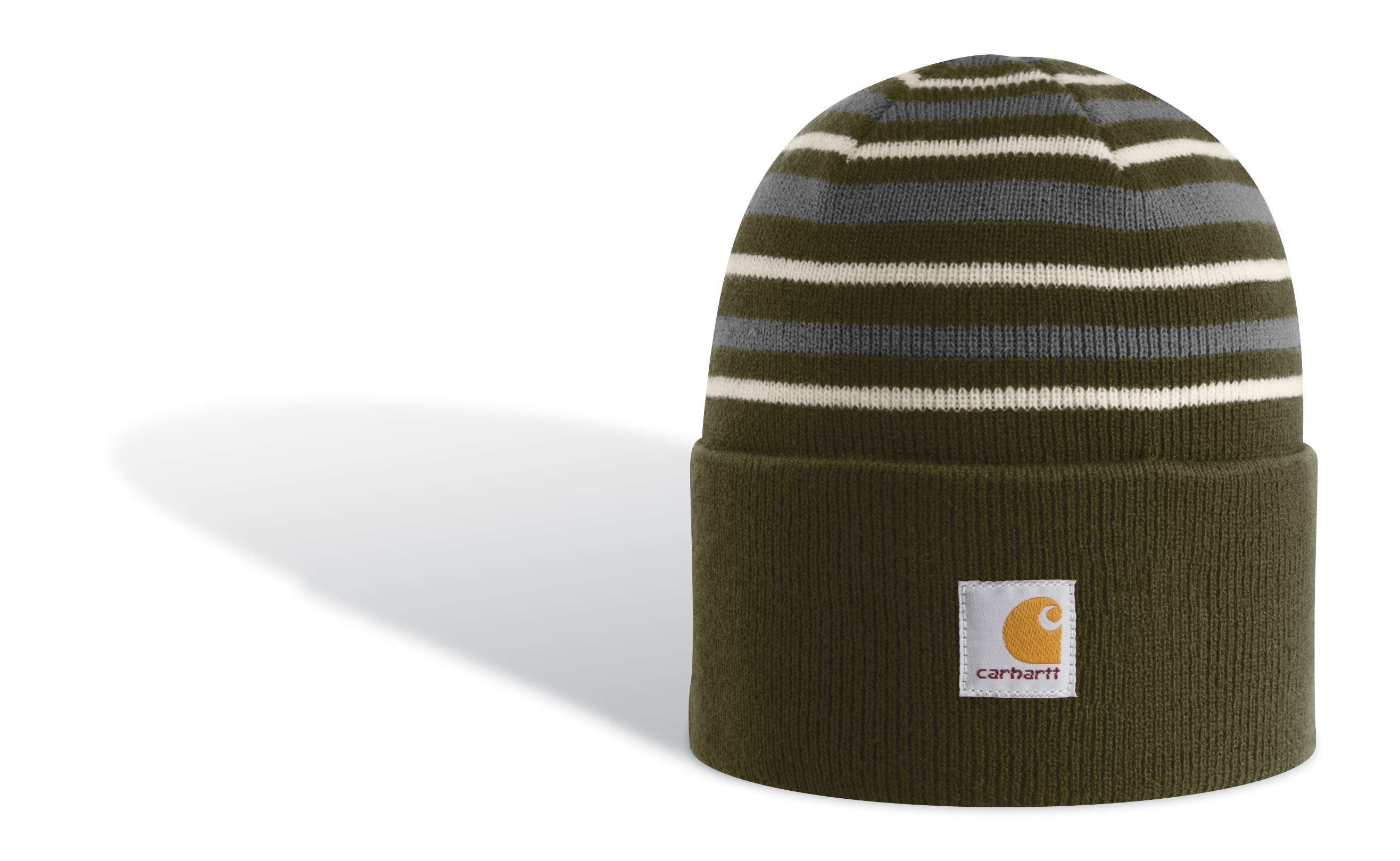 photo: Carhartt Striped Watch winter hat