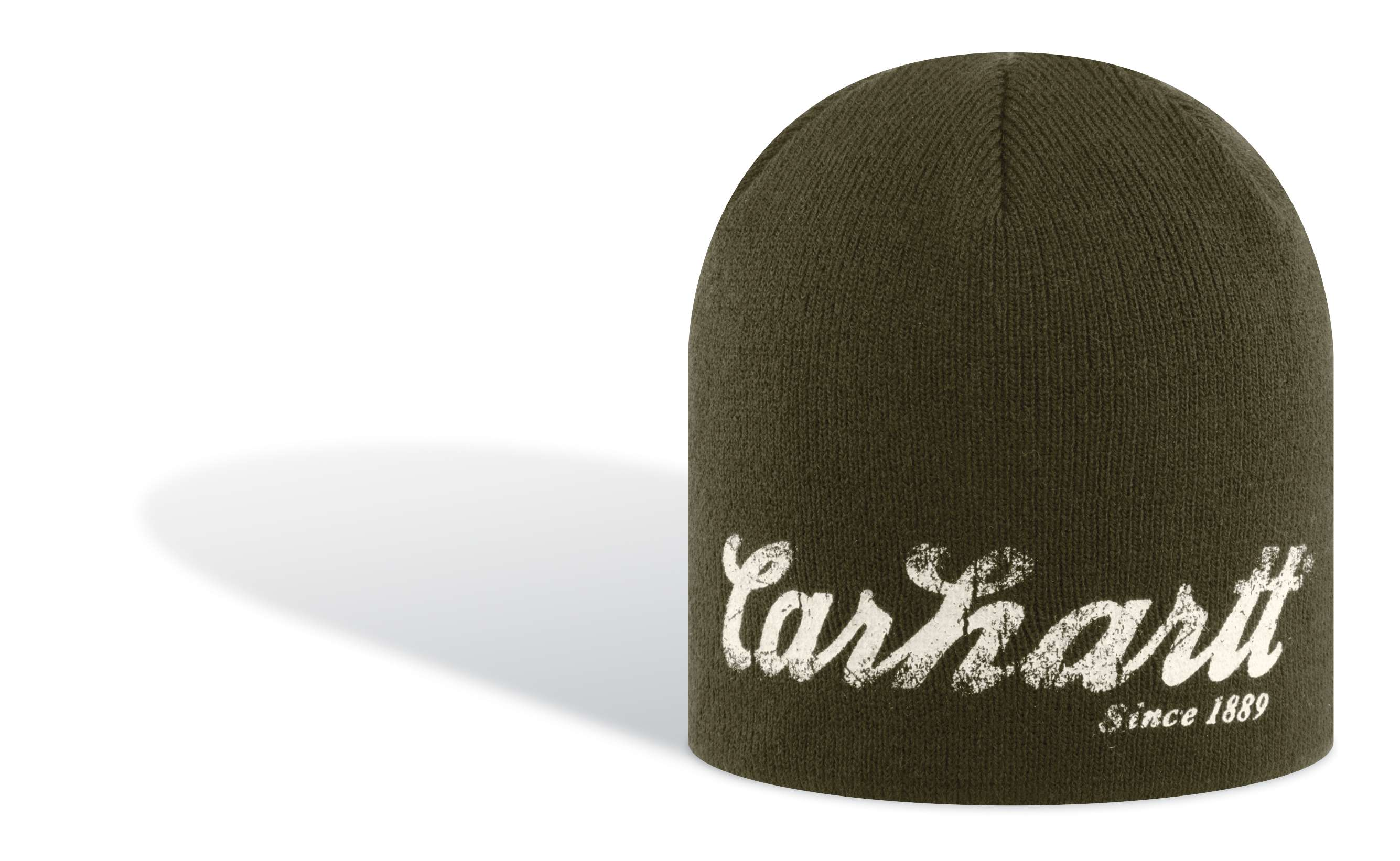 photo: Carhartt Script Graphic Knit Hat winter hat