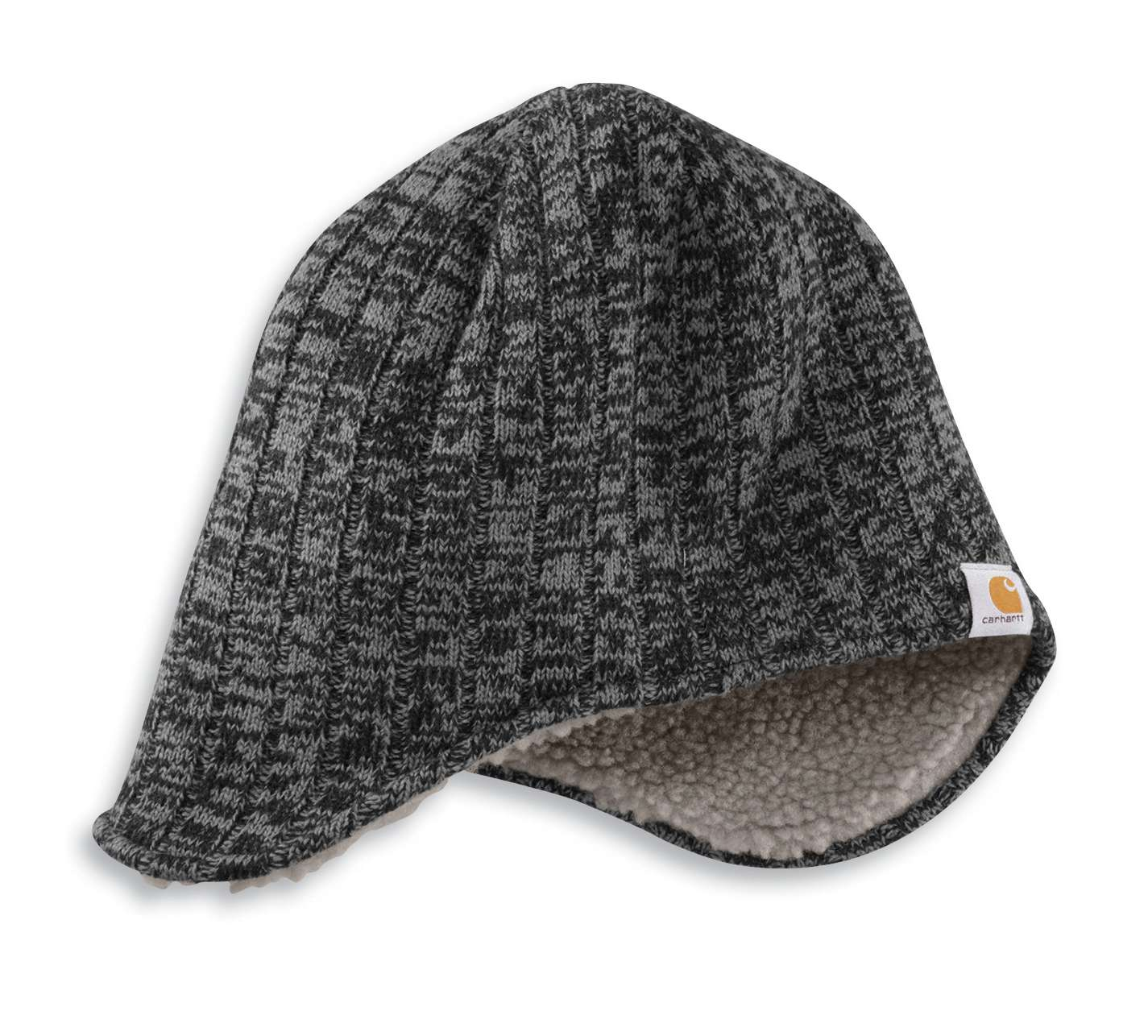 photo: Carhartt Marled Ear-Flap Hat winter hat