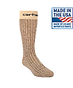 Men�s Steel Toe Arctic Wool Boot Sock