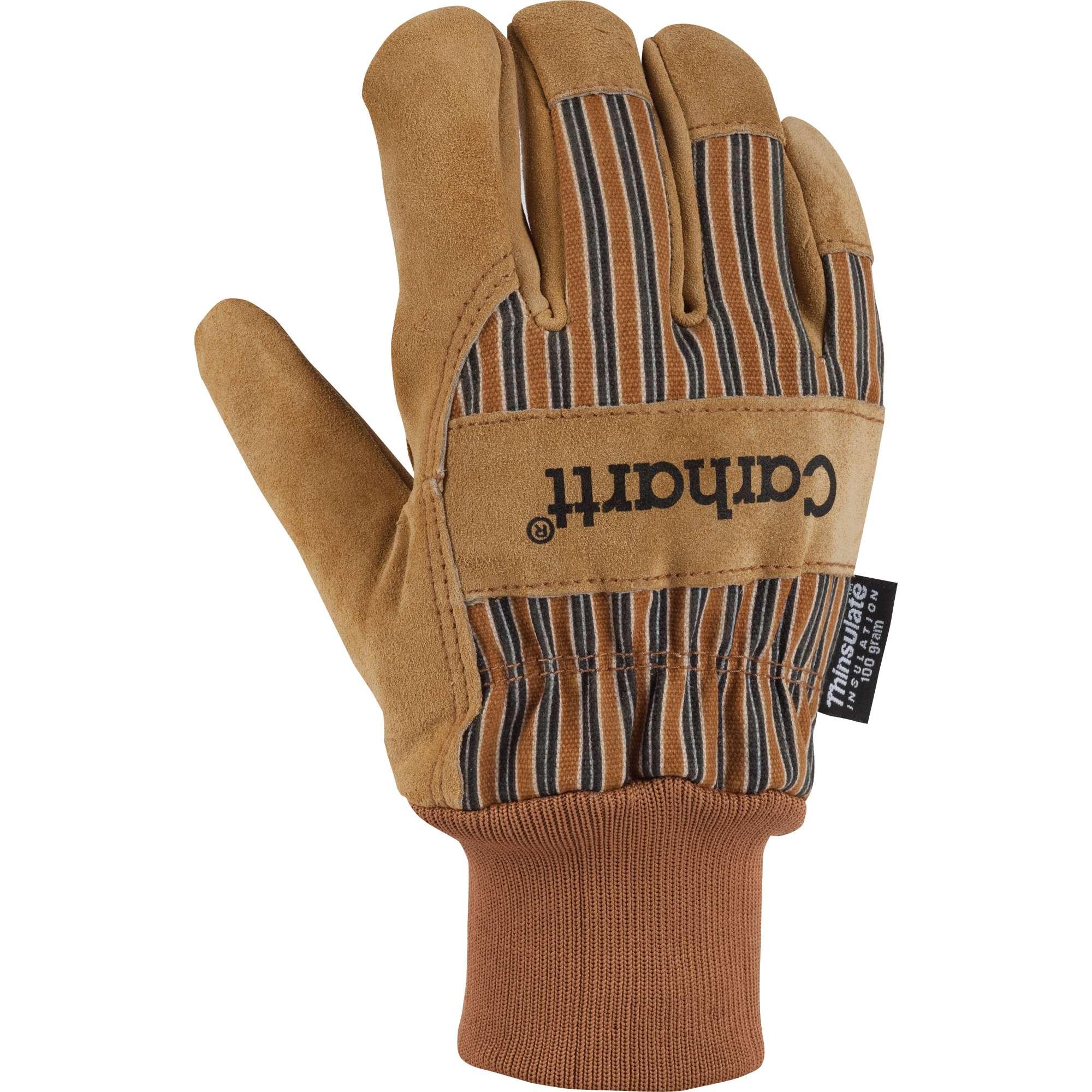 Carhartt Insulated Suede Knit Cuff Work Glove