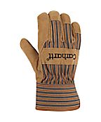 Men's Insulated Suede Work Glove (Safety Cuff)