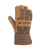 Men's Suede Work Glove (Safety Cuff)
