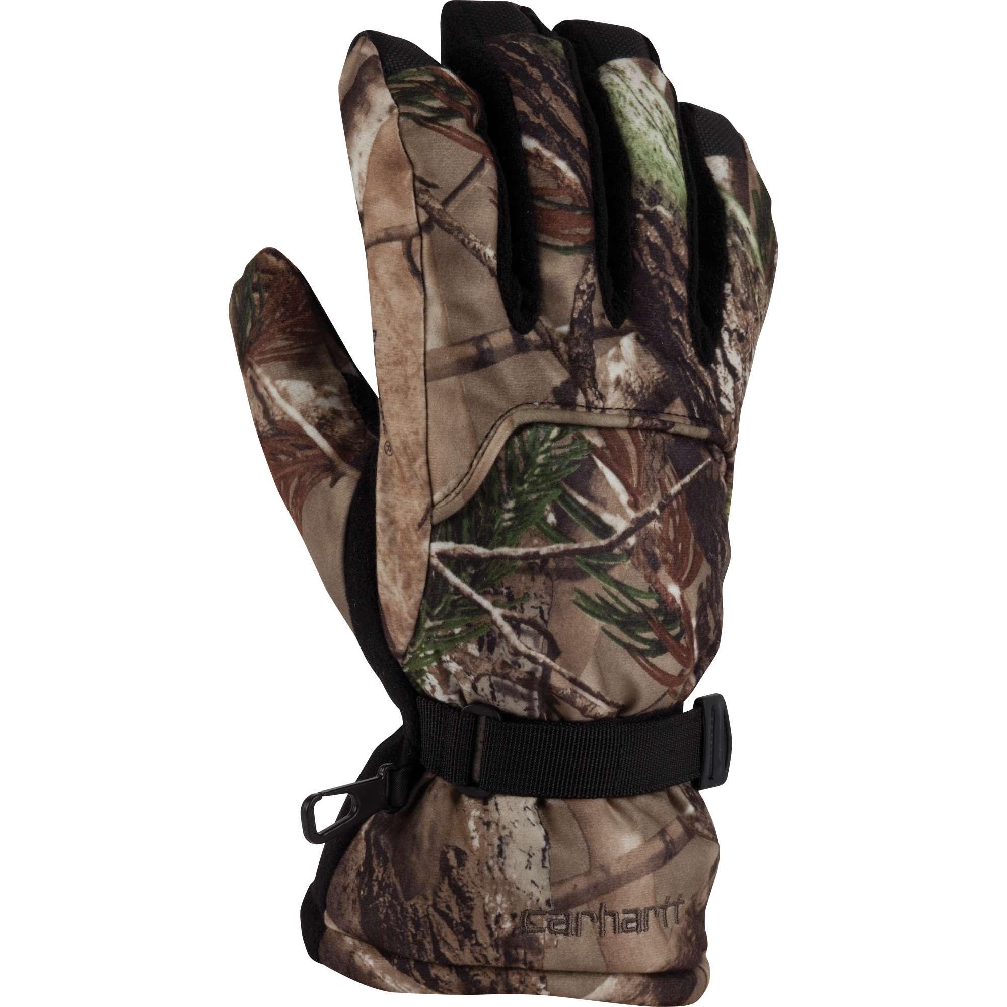 photo: Carhartt TS Gauntlet Glove fleece glove/mitten