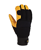 Men's Lined-Deerskin Work Glove