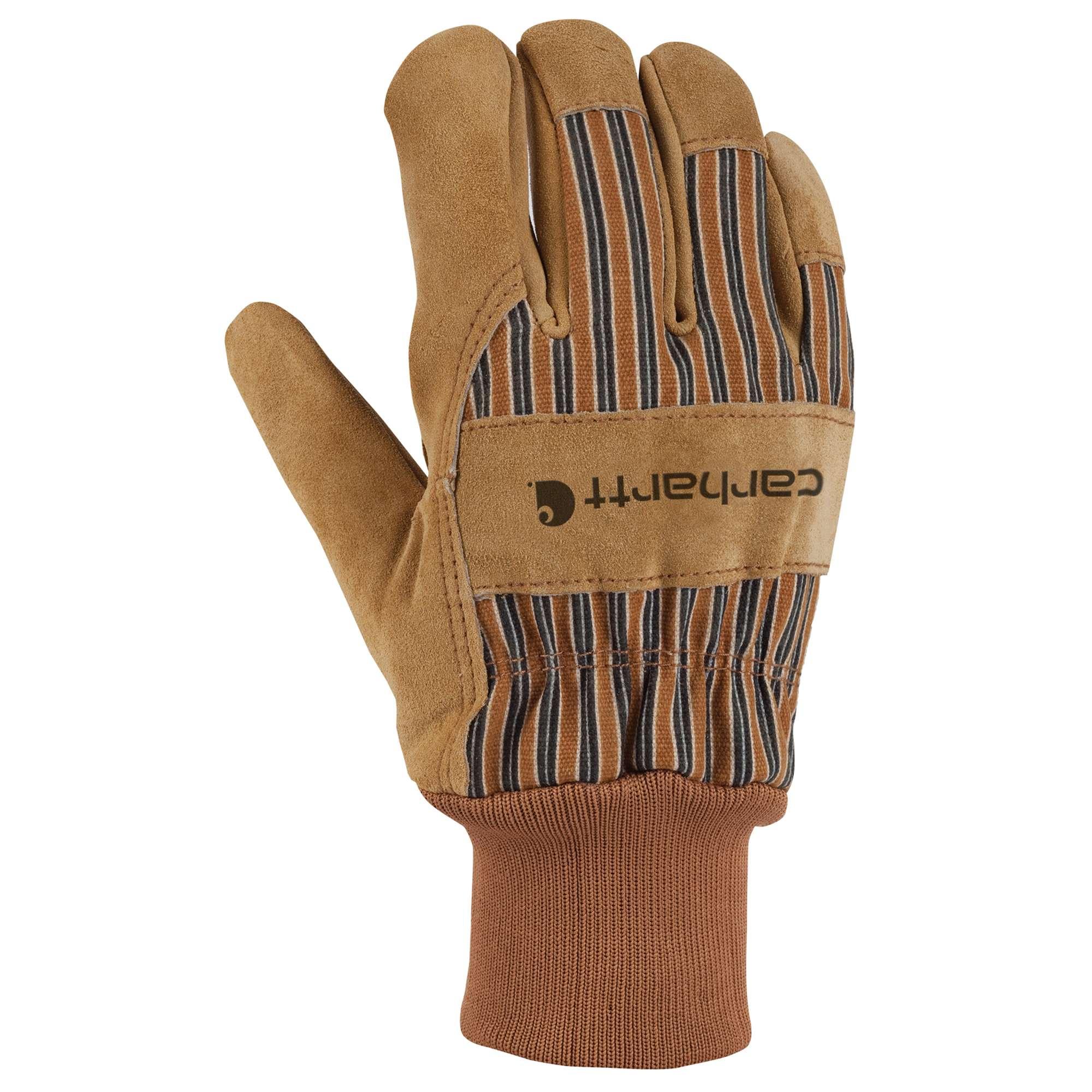 Carhartt Suede Knit Cuff Work Glove