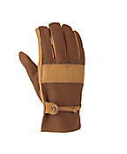 Men's Leather Duck Glove