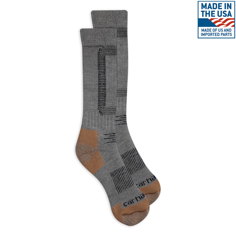 Carhartt Merino Wool Comfort-Stretch Steel Toe
