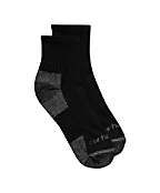 Men's 3-Pack Cotton Quarter Work Sock