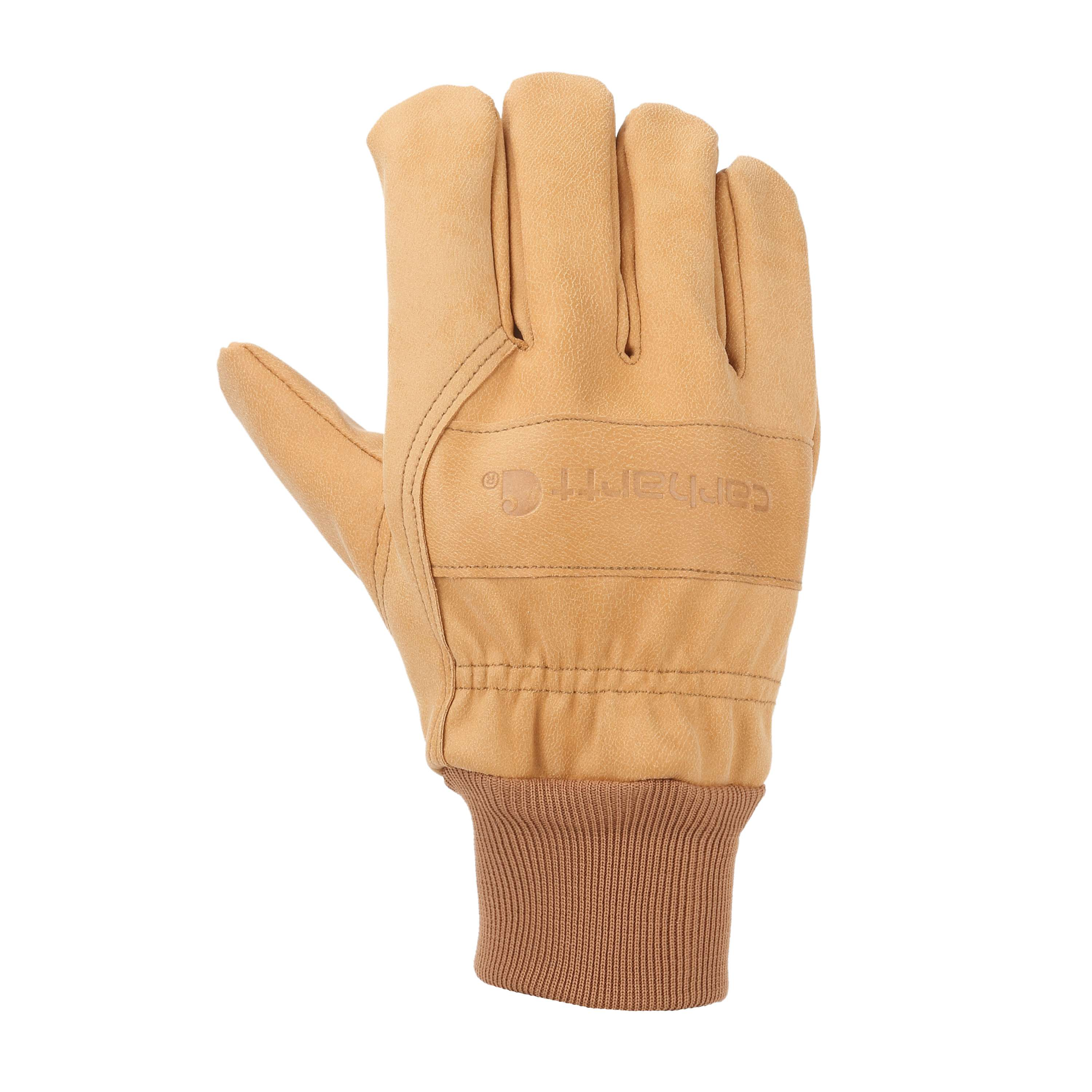 Carhartt Insulated Gunn Cut Knit Cuff Work Glove