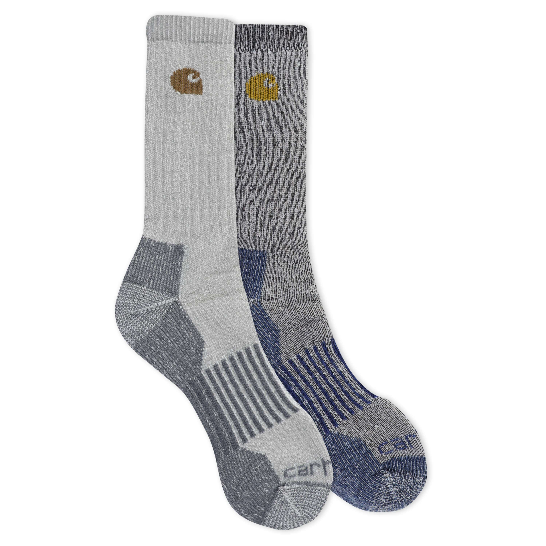 Carhartt Wool Blend Crew Sock 4 Pack