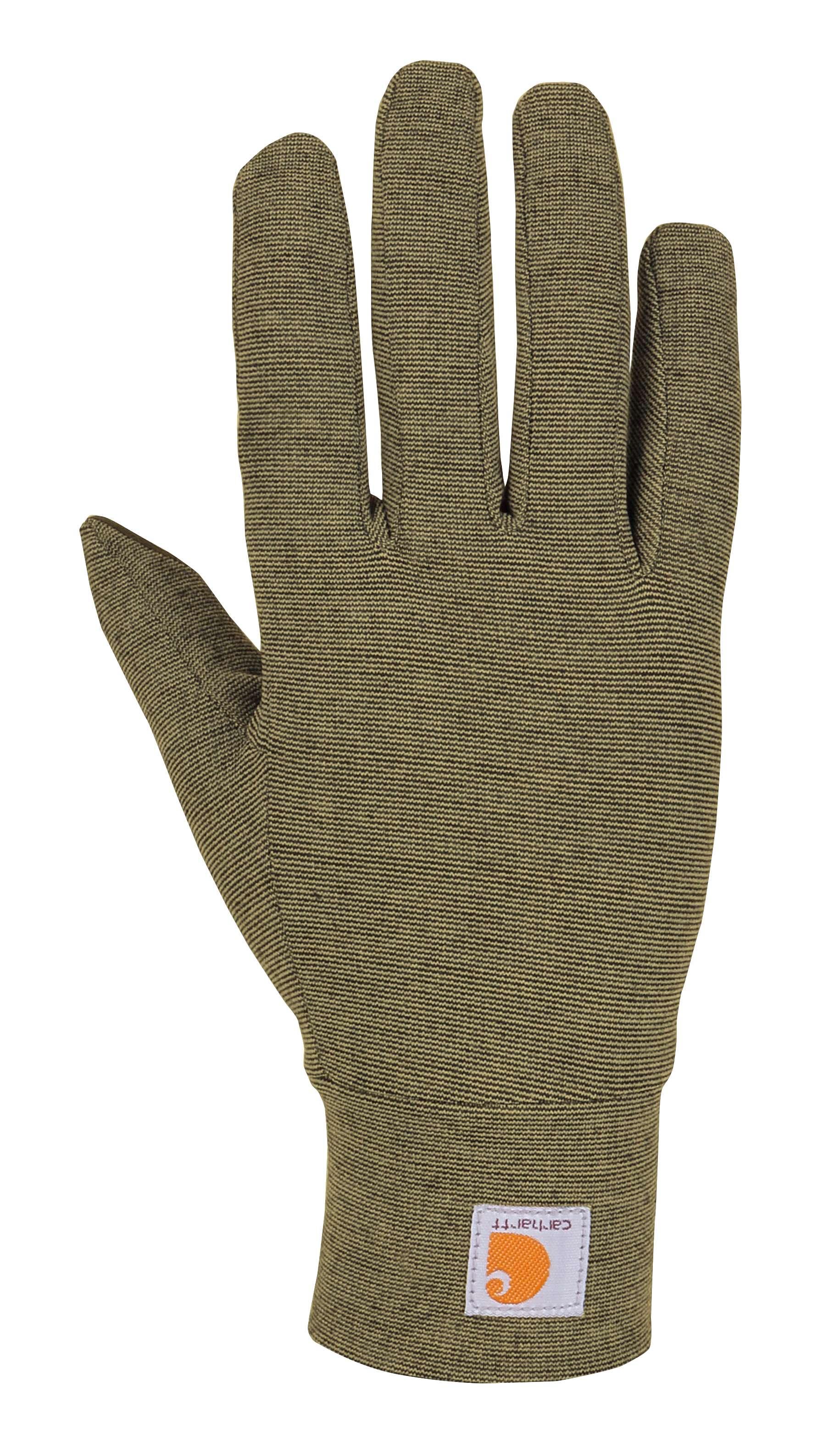 Carhartt Force Heavyweight Liner Knit Glove