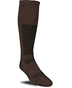 Men�s Shin Protector Extended-Length Boot Sock