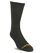 Men's Lightweight Merino Wool Blend Crew Sock