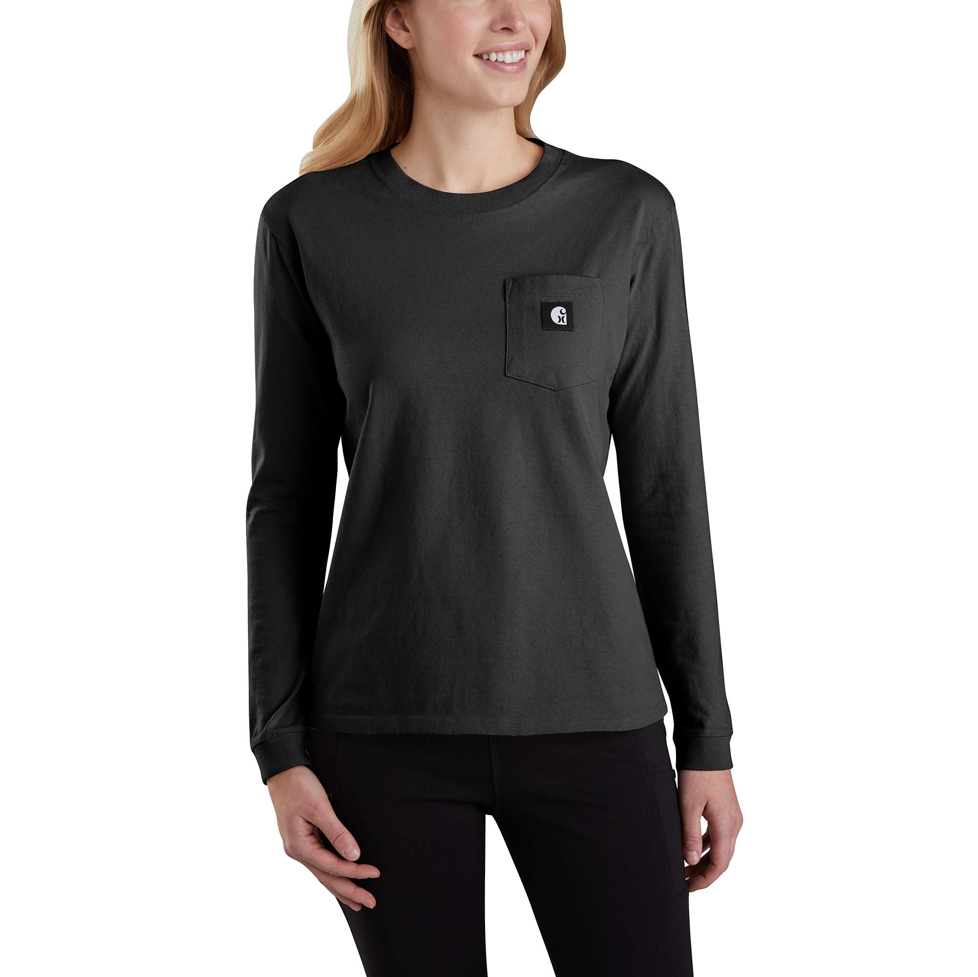 Carhartt Hurley x Carhartt Women's Long-Sleeve Top