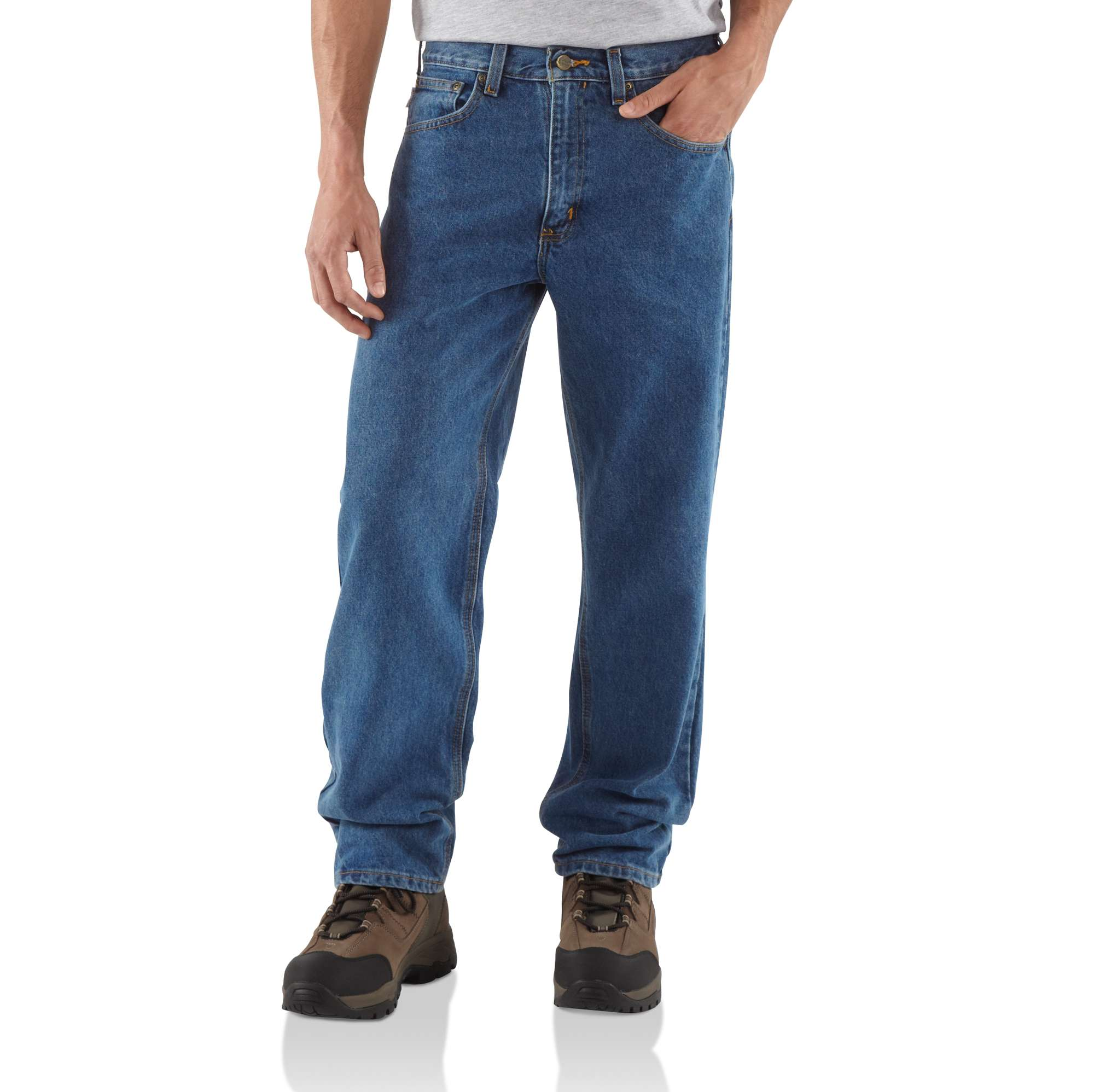 Carhartt Men's Relaxed Fit Jean