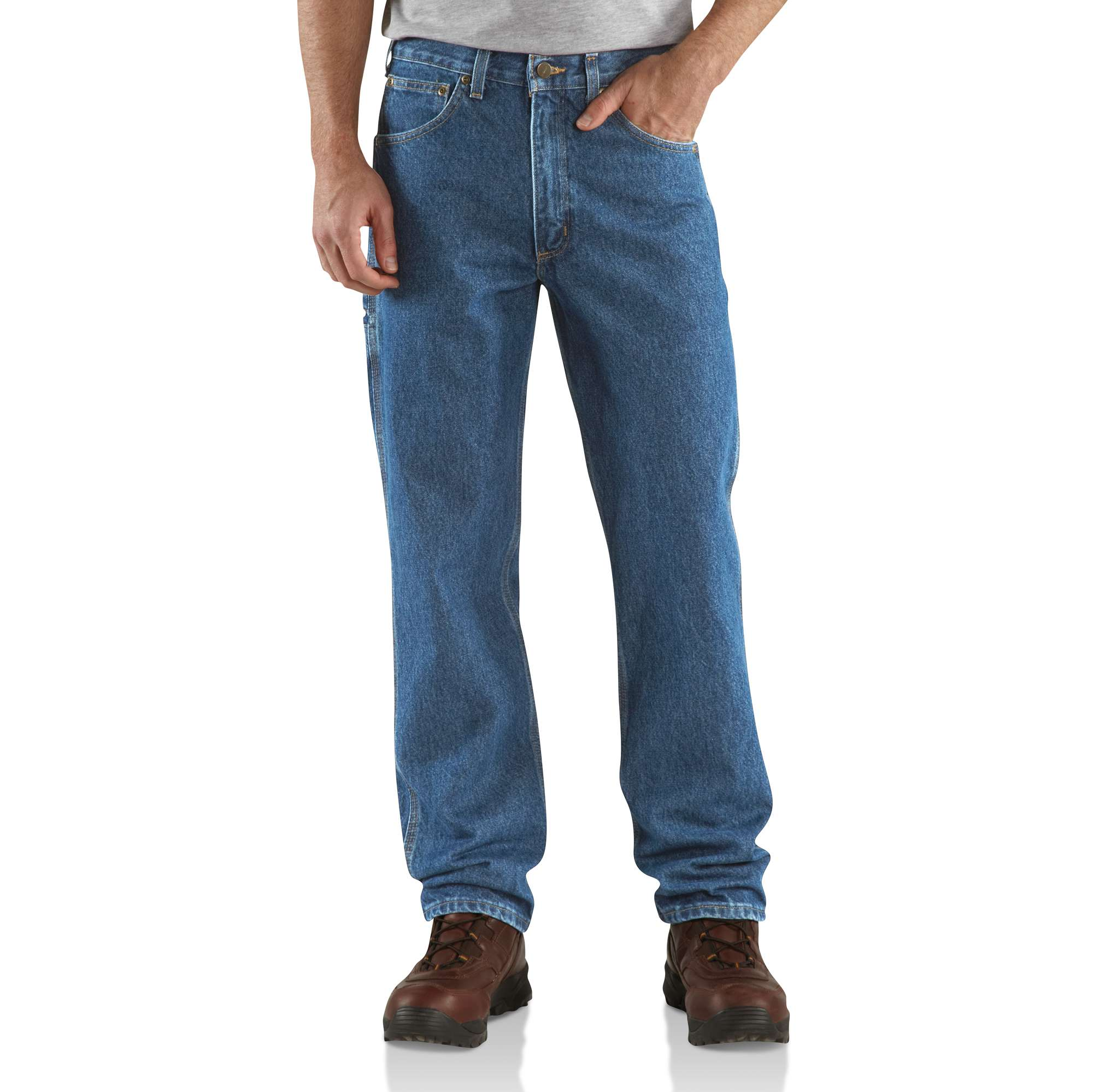 Carhartt Relaxed-fit Carpenter Jean