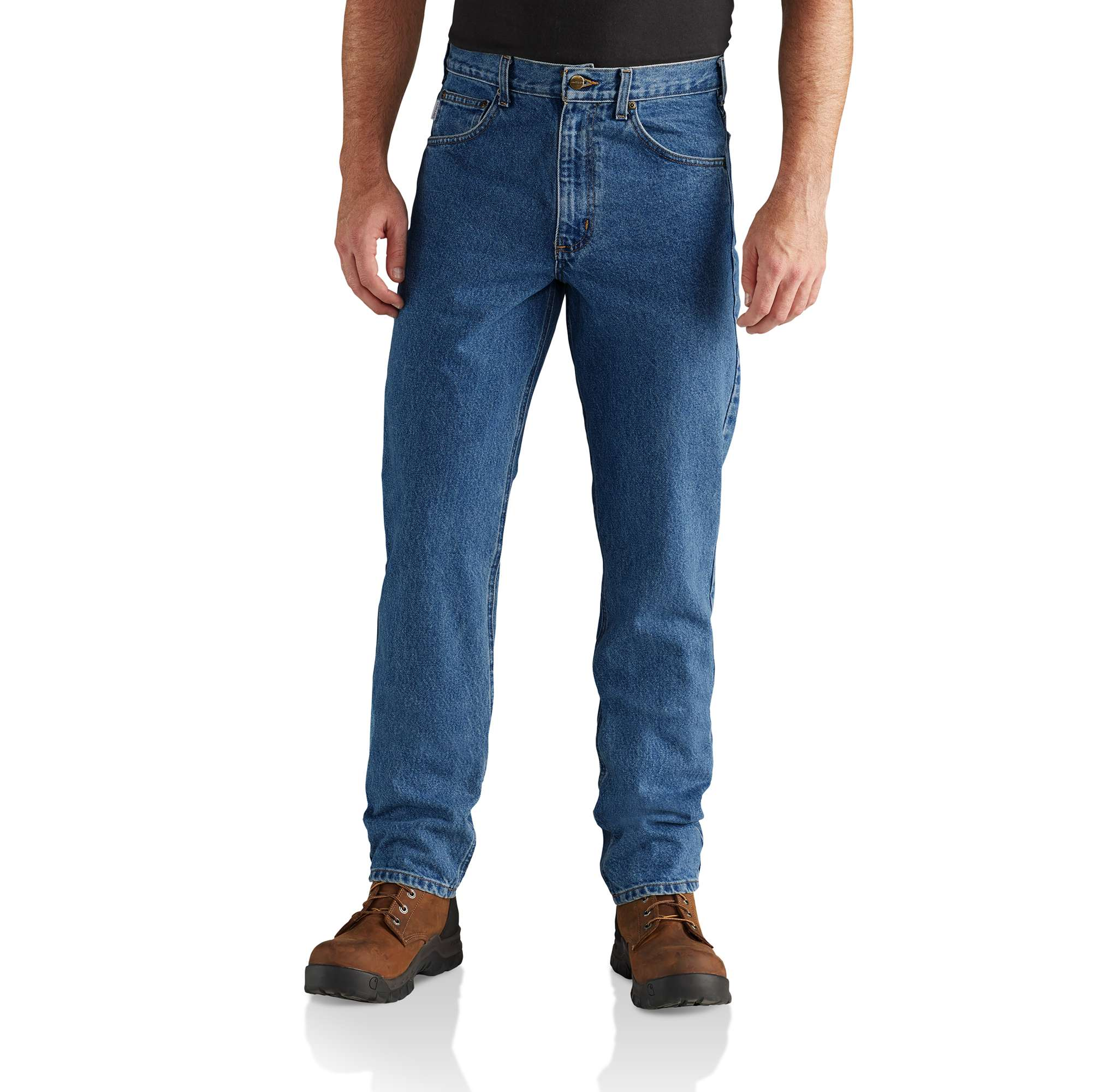Carhartt Straight/traditional-fit Tapered-leg Jean | Men | Carhartt