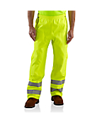 Men's  High-Visibility Class E Waterproof Pant