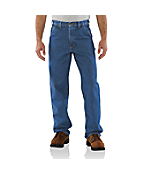 Men's Signature Denim Work Dungaree