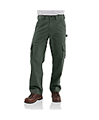 Men's  Canvas Cargo Pant