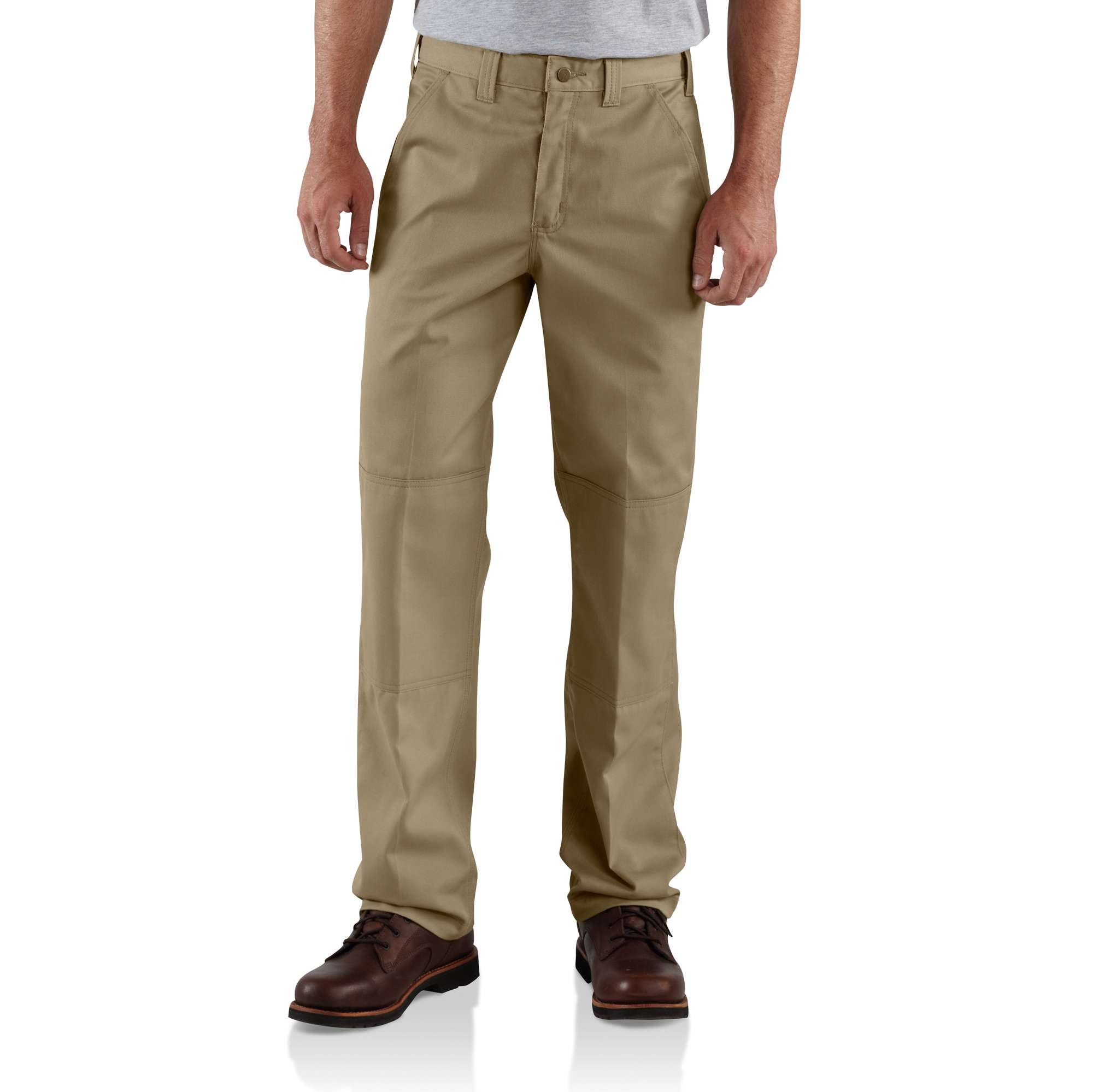 Carhartt Twill Double-Knee Work Pant