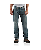 Men's Relaxed Fit Jean Straight Leg