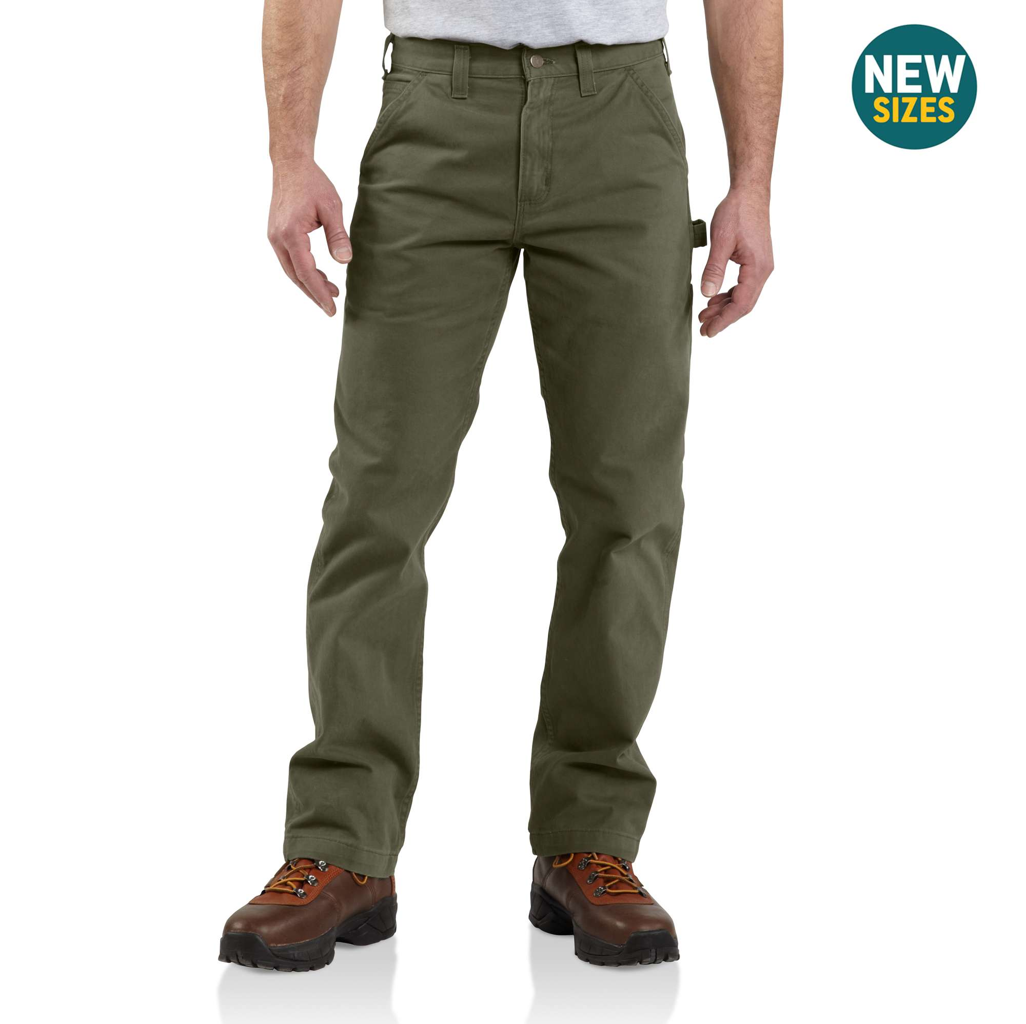 Carhartt Washed Twill Relaxed Fit Work Pant | Men | Carhartt