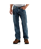 Men's Loose-Fit Straight-Leg Jean