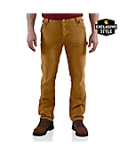 Men's Series 1889® Relaxed-Fit Straight-Leg Double-Front Work Dungaree