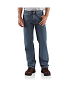 Men's Relaxed-Fit Jean Straight Leg
