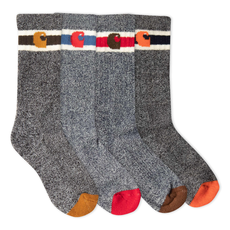 Carhartt Camp Crew Sock 6 Pack