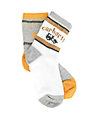 Infant/Toddler Boys' Crew Sock (2-Pack)
