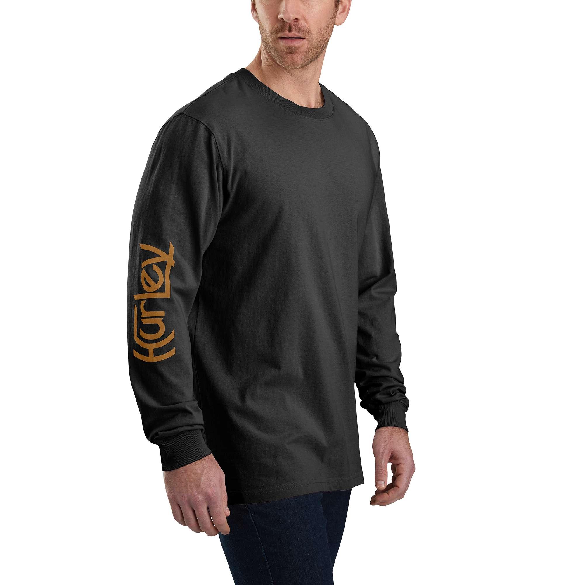 Carhartt Hurley x Carhartt Unisex Long-Sleeve T-Shirt