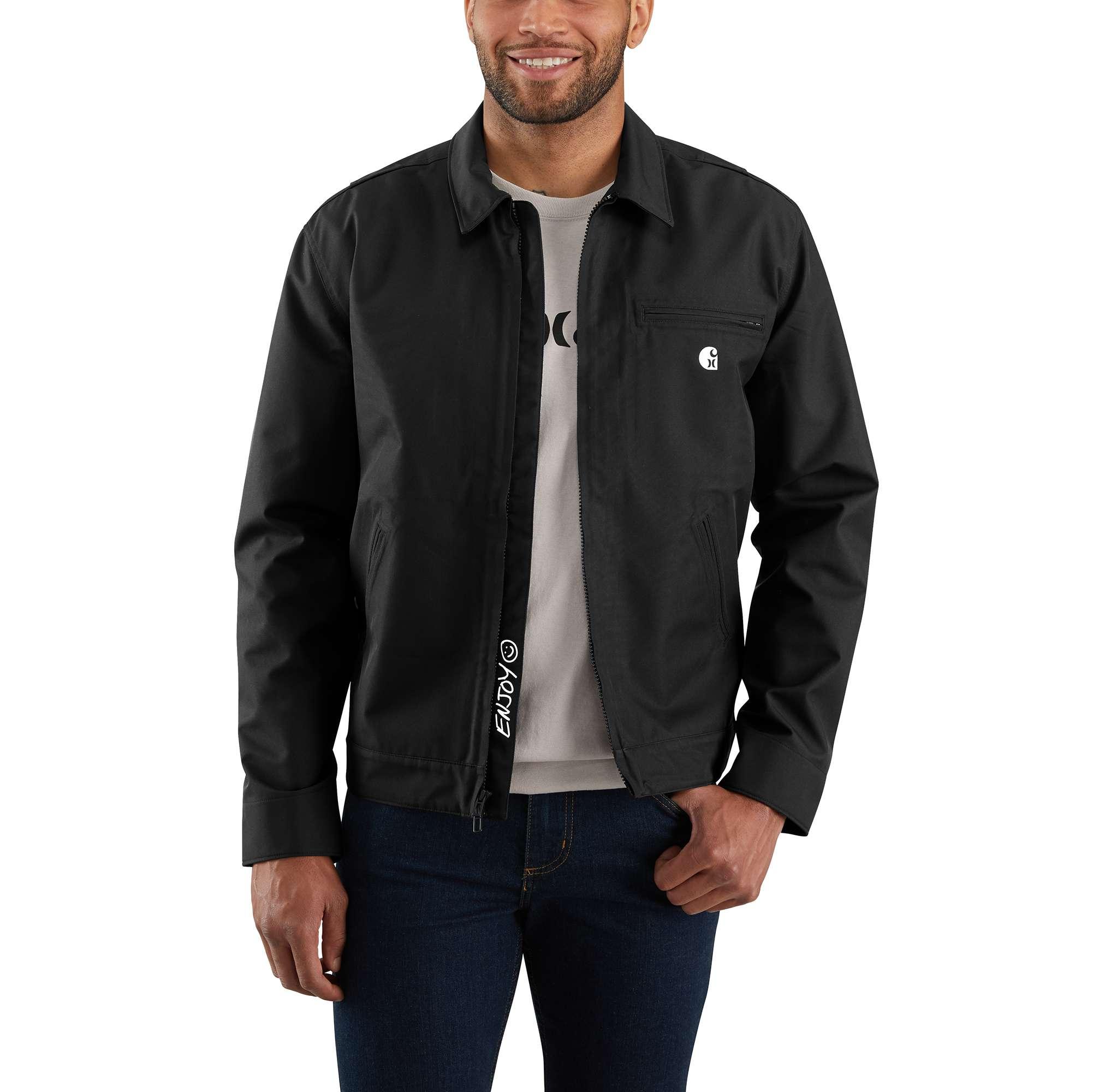 Carhartt Unisex Hurley X Carhartt Men's Classic Workwear Jacket | Carhartt