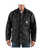 Men's Duck Chore Coat/Blanket-Lined