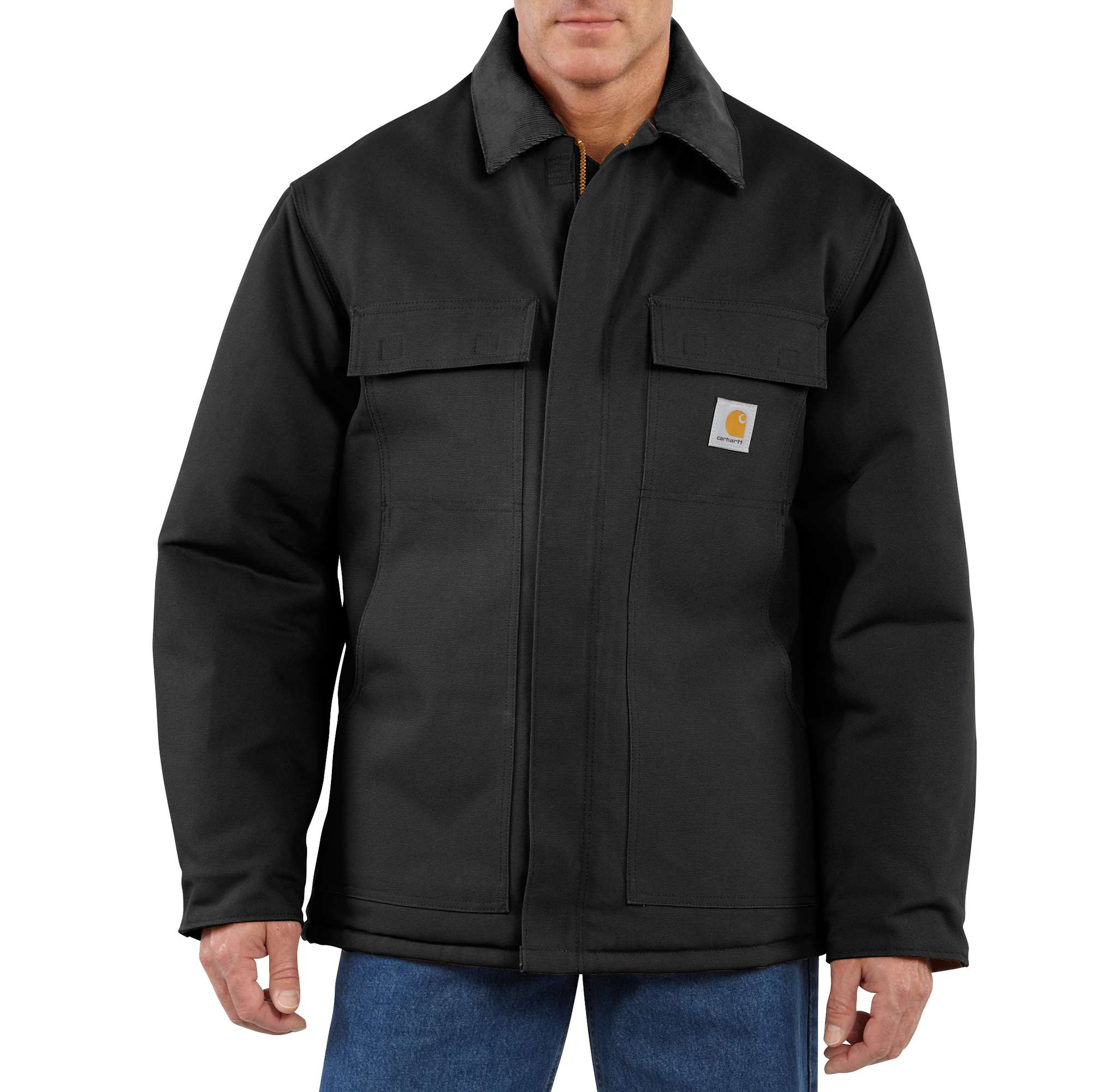 Carhartt Duck Traditional Arctic Quilt-Lined Coat