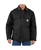 Men's Duck Traditional Coat/Arctic Quilt-Lined