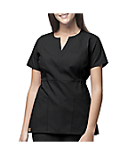 Women's Fashion Waist Scrub Top