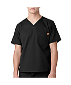 Men's Solid Ripstop Scrub Utility Top