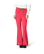 Women'S Flat Front Flare Pant