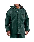 Men's PVC Rain Coat