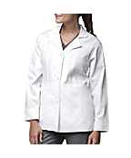 Women's Short Fashion Lab Coat