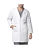 Unisex 5-Pocket Lab Coat