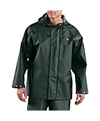 Men's Lightweight PVC Rain Coat